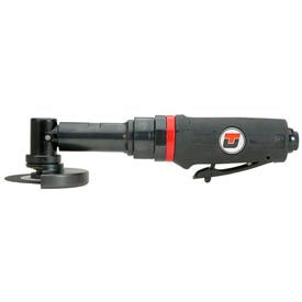 """Universal Tool UT8748, 4"""" Angle Cut-Off Tool, 17000 RPM, Rear Exhaust, 1 HP"""