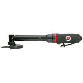 """Universal Tool UT8748E, Extended 4"""" Angle Cut-Off Tool, 17000 RPM, Rear Exhaust, 1 HP"""