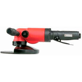 """Universal Tool UT8766-25, 7"""" Angle Grinder, 7000 RPM, Side Exhaust, 2.5 HP"""