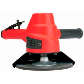 "Universal Tool UT8767-23, 7"" Vertical Grinder, 7000 RPM, Side Exhaust, 2.3 HP"