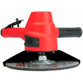 "Universal Tool UT8769-23, 9"" Vertical Grinder, 7000 RPM, Side Exhaust, 2.3..."