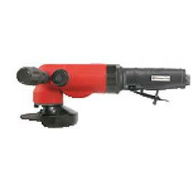 """Universal Tool UT8785-4-1, 4"""" Angle Grinder, 11000 RPM, Side Exhaust, 1.3 HP"""