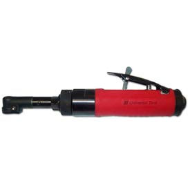 """Universal Tool UT8891-5, 1/4"""" Right Angle Aircraft Air Drill, 0.45 HP, 500 RPM, 4 CFM, 90 PSI"""