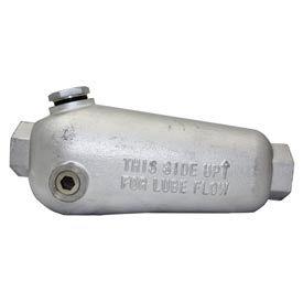"""Florida Pneumatic UT9340-1 #3 1"""" Pipe 16 oz. Capacity In-Line Oiler"""