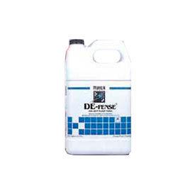 De-Fense® Non-Buff Floor Finish, Gallon Bottle 4/Case - FKLF135022