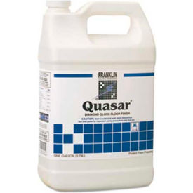 Quasar® Diamond Glass Floor Finish, Gallon Bottle 4/Case - FKLF136022