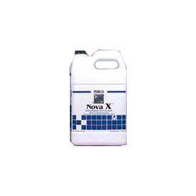 Franklin Nova X™; Ultra High Speed Floor Finish, Gallon Bottle, 4 Bottles - F465222