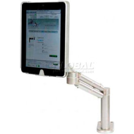 Tablet Lift For iPad 1 with Single Stud Wall Mount and Secure Holder
