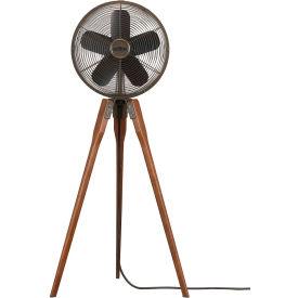 Fanimation FP8014OB Arden Pedestal Fan, 1280 RPM, Oil-Rubbed Bronze