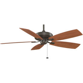 Fanimation TF710OB Edgewood Deluxe Ceiling Fan, 8963 CFM, 159 RPM, Oil-Rubbed Bronze