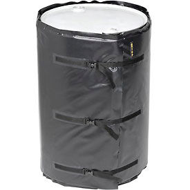 Powerblanket® Insulated Drum Heater BH55PRO - 55 Gal Cap 145°F Adjust