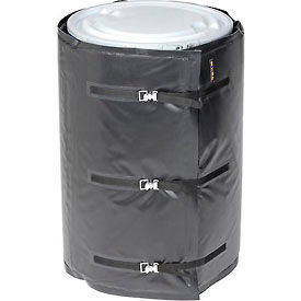 Powerblanket® Insulated Drum Heater BH55RR 55 Gallon Capacity 100°F Fixed