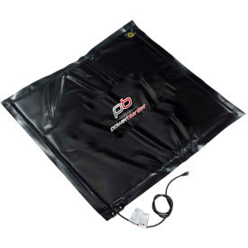 Powerblanket® Multi-Duty Flat Heating Blanket MD1010, 120V, 12'L x 12'W