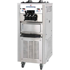 Spaceman 6250H, Two Flavor, Single Twist, Mid-Capacity  Floor Standing Soft Serve Machine