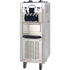 Spaceman 6260H, Two Flavor, One Twist , High-Capacity Floor Standing Soft Serve Machine