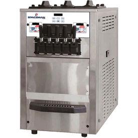 Spaceman 6265H, Three Flavor, Two-Twist, High-Capacity Counter-Top Soft-Serve Machine