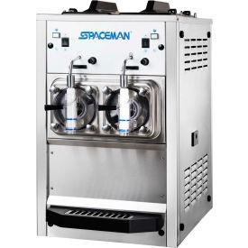 Spaceman 6455H, Two Flavor, Mid-Capacity Counter-Top Frozen Beverage Machine