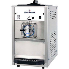 Spaceman 6690H, Single Flavor, High-Capacity Counter-Top Frozen Beverage Machine