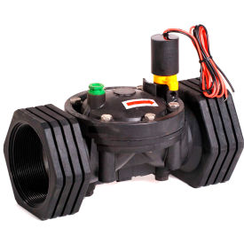 """Galcon GAV2SH342P0 2"""" Sprinkler Valve W/DC Latching Solenoid For Battery Operated Controllers"""