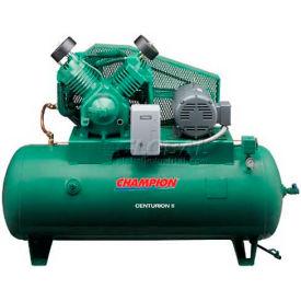 Champion® CCSRVAGI48,  2 Stage Electric Air Compressor HRV10-8, FP, 10 HP, 80 Gal, 230/460V,3PH