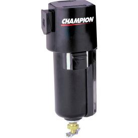 "Champion® 0.5 Micron Coalescing Filter, 1/2"" NPT, 37 CFM"