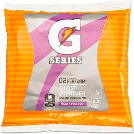 Gatorade® Instant Powder, Frost Riptide Rush, 21 oz., 32/Packs