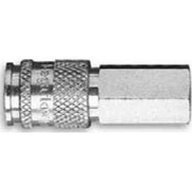 "Guardair 14H01F, 1/4"" Fnpt High Flow Coupler"