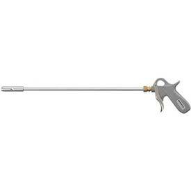 """Guardair LZR650024AA, Lazer Pistol Grip W/ 24"""" Alum Ext & Alum Nozzle - Min Qty 3"""