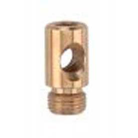 Guardair LZRN02, Lazer Venturi Nozzle, Brass - Min Qty 28