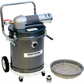 "15 Gallon D Pneumatic Vacuum Unit w/ 1.5"" Inlet - N151DJ"