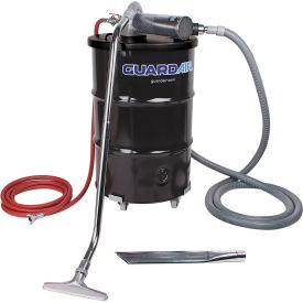 """Guardair 55 Gallon D Pneumatic Vacuum Unit w/ 1.5"""" Inlet & Attachment Kit - N551DC"""