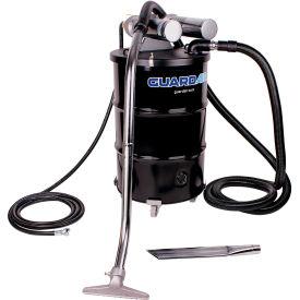 "Guardair 55 Gallon Dual B Vacuum Unit w/ 2"" Inlet & Attachment Kit - Static Conductive - N552BCNED"