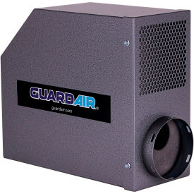 Guardair Extra Silent Exhaust Assembly - N710