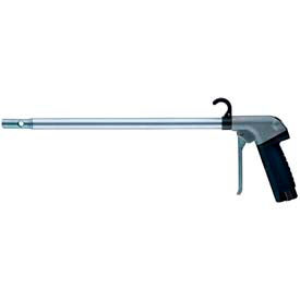 """Guardair U75XT018AA3, Ultra Xtra Thrust W/ 18"""" Alum Ext & Alloy Nozzle, Long Trigger - Min Qty 2"""