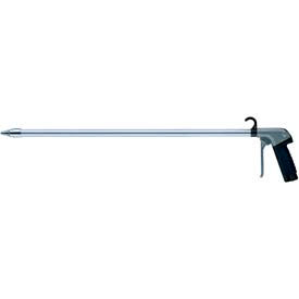 "Guardair U80LJ048AA3, Ultra Whisper Jet W/ 48"" Alum Ext & Alum Nozzle, Long Trigger - Min Qty 2"