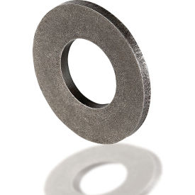 """Belleville Disc Spring - 1"""" OD x 0.505"""" ID x 0.073"""" Thick x 0.091"""" OAH - 17-7 PH Stainless - 12 Pack"""