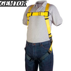 Gemtor 900-2, Full-Body Harness - Universal - Quick Connect Leg & Chest Straps