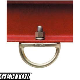 Anchor D-Ring - With Stud, Nut & Washer