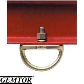 Gemtor AD-1, Anchor D-Ring - w/ Stud, Nut & Washer