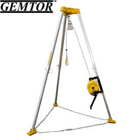 Gemtor CSRS3-100S, Complete Confined Space System, Stainless Steel