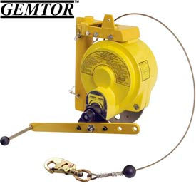 Gemtor MRW-50, Personnel/Material Winch - 50'