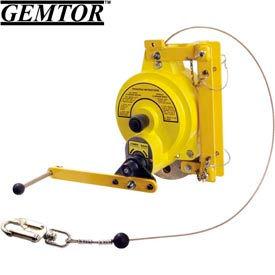Gemtor RS3-50S, 3 Way Recovery System - 50' Stainless Steel Cable