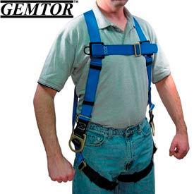 Gemtor VP102-4, Full-Body Harness - Hip D's - XL