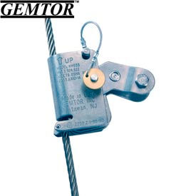 """Gemtor VW655, Cable Grab - Stainless Steel - For 5/16""""-3/8"""" Dia. Lifeline"""
