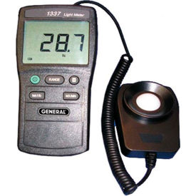General Tools DLM1337 Jumbo Display Wide Range Digital Light Meter