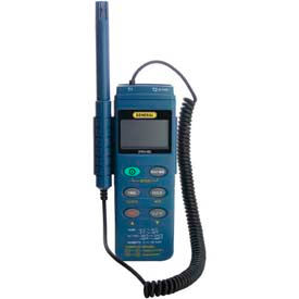 General Tools DTH184DL High Accuracy 1% Data Logging Temperature/Humidity Instrument