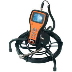 General Wire GM-G Gen-Eye Micro-Scope Video Inspection System,100' Micro Push-Rod,Color Cam