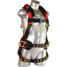 Guardian 11173, Seraph Construction Harness, D-Rings, M-L