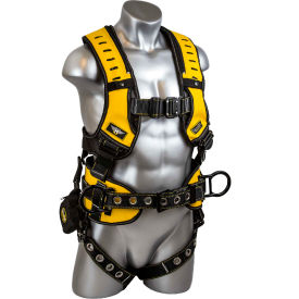 GFO_493262 fall protection harnesses guardian 493262, halo construction