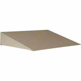 """George O'Day Slope Top For 31"""" Wide Lockers 1P17009-GOSV - SilverVein 31 x 21-1/4 x 7"""